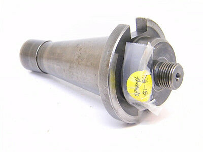 """Used Nmtb40 Quick Change Boring Head Adapter 5/8""""-18"""