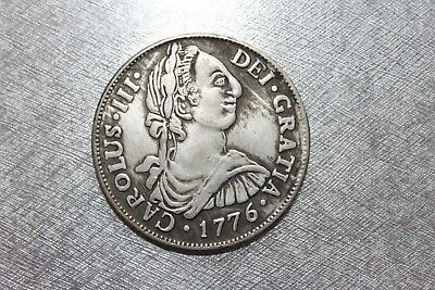 Collection Silver Nickel Old  Coins 1776