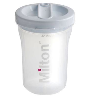 Milton Microwave And Cold Water Sterlising Travel Unit - Pack of 2
