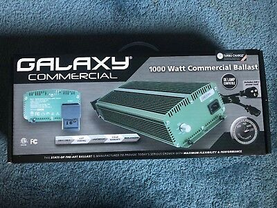 1000w Galaxy 208-240v Remote Commercial Ballast