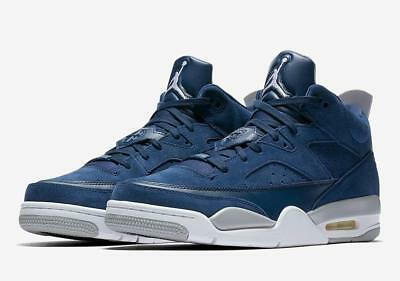 newest collection ad49b 212eb Air Jordan Son Of Mars Low Georgetown 580603 402 Navy Blue white wolf Grey