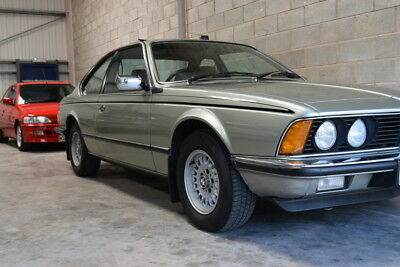 BMW 628 CSi E24, 1984, Lovely Original Example With Nice Mileage And FSH
