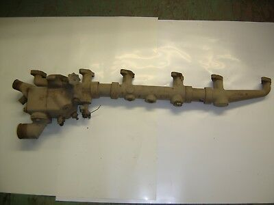 Cummins 855 Big Cam Water Manifold