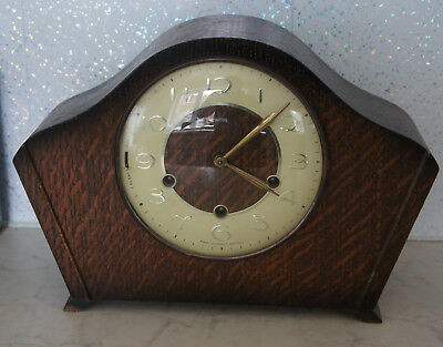 Vintage Clock was woking now NOT WORKING