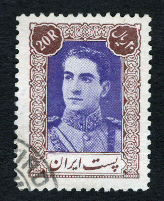 Middle East / Persia  Used old postage stamp, Sc.# 902