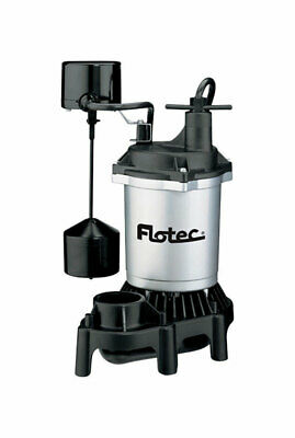 Flotec FPZS33V 1/3 HP Flotec® Sump Pump High-Output Performance