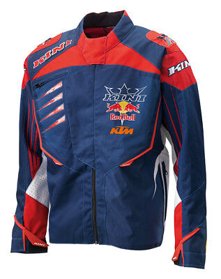 Ktm Kini-Red Bull Competition Jacket Red/blue Mx Enduro Size Small Now $149.99