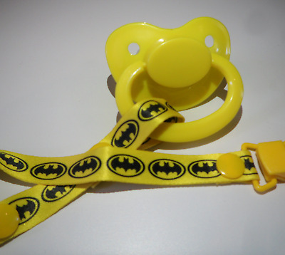 Adult Dummy Clip abdl ageplay little space ddlg cglg ddlb mdlg pacifier mdlb ab