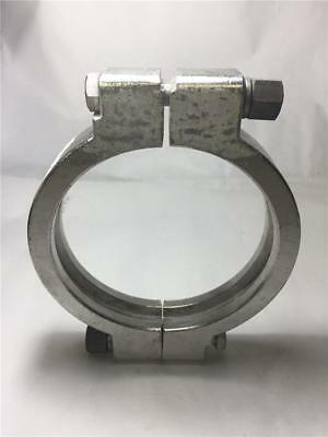 Sanitary Pressure Tri Clamp Bolted Closed Loop, 4-1/4""
