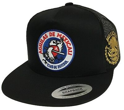 Loyal Aguilas De Mexicali Mexico Beisbol Baseball Patch Fan Apparel & Souvenirs Embellishments & Finishes
