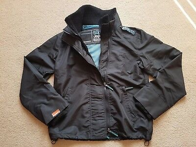 Superdry Womens Windcheater Jacket size XL.