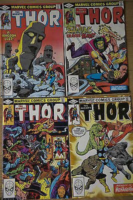mighty thor #318#319#320#321