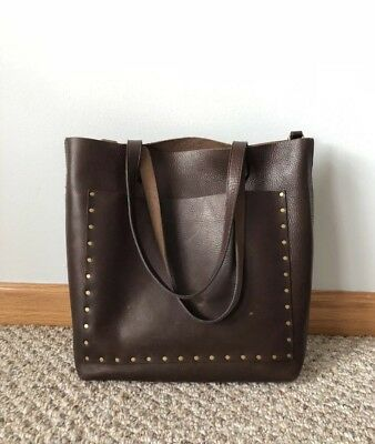 2bb052153 MADEWELL THE SMALL Leather Drawstring Tote Bag Crossbody - $39.98 ...