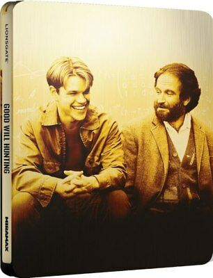 Good Will Hunting - Limited Edition Steelbook (Blu-ray) BRAND NEW!!