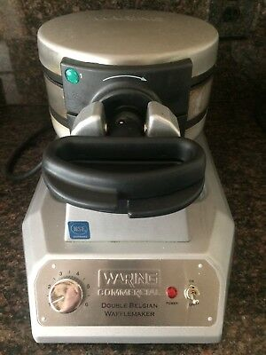 Waring Commercial Waffle Maker.