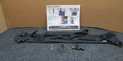 Pressure Washer Harness Safety Belt Assembly For Long Telescoping Wands