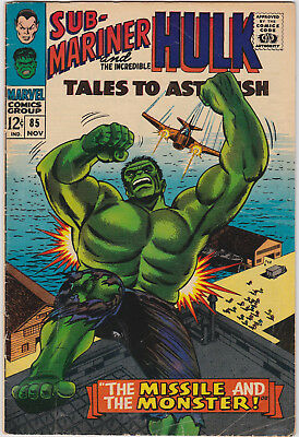 Tales to Astonish   # 85       1966        VG