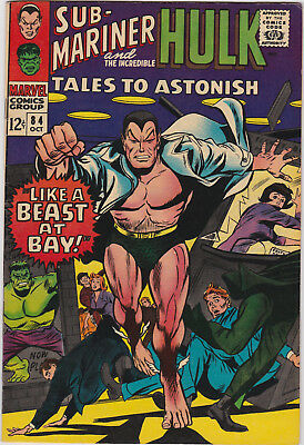 Tales to Astonish   # 84       1966        VF/NM