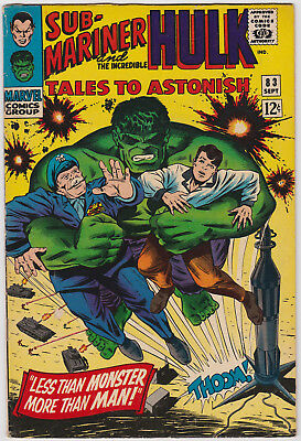 Tales to Astonish   # 83        1966         FN-