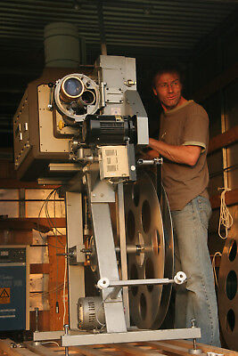 Cinemeccanica Victoria 5 - 35mm projector