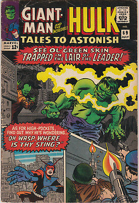 Tales to Astonish   # 69        1965         VG
