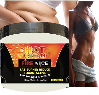 Natural Skin Tightening Hot Cream Anti Aging Body Treatment for Women MEN 8 ONZ