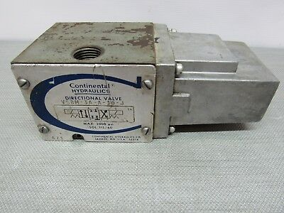 Continental Hydraulics VS8M-3A-A-10-J Directional Valve