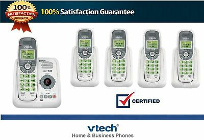 Vtech Dect 6.0 Cordless Home Phone Telephone Wireless Landline Set System Lot