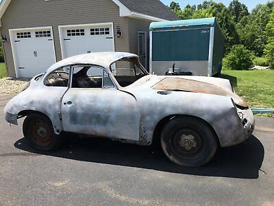 1962 Porsche 356  1962 Porsche 356 B project perfect outlaw car NO RESERVE