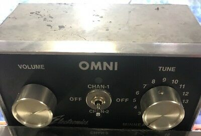 Nichols Electronics Omni Music Box Ice Cream Truck * Pre-Owned*