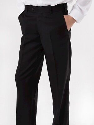 Huntley & Sons Boys Suit Trousers