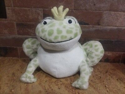 CLOUD B Twinkling Firefly FROG Plush Working Night Lights & Soothing Sounds