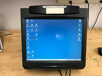 NCR POS 7402-1024. 15 Inch Touch Screen Terminal.