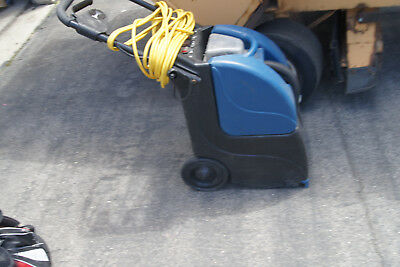 Powr-Flite PFX3 Prowler Self-Contained Carpet Extractor, 3 gal Capacity
