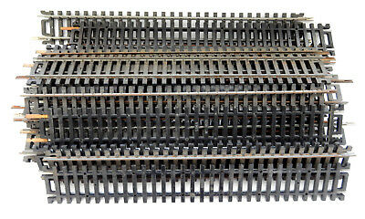 20 PIECES OF STRAIGHT TRAIN TRACKS...220mm L