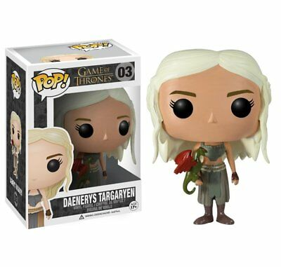 Funko Pop Game of Thrones™: Daenerys Targaryen Vinyl Figure Item #3012