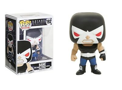 Funko Pop Heroes: Batman the Animated Series - Bane Vinyl Figure Item No. 13644