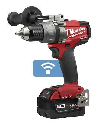 MILWAUKEE-2706-22 M18 FUEL™ 1/2 in. Hammer Drill/Driver with ONE-KEY™ Ki
