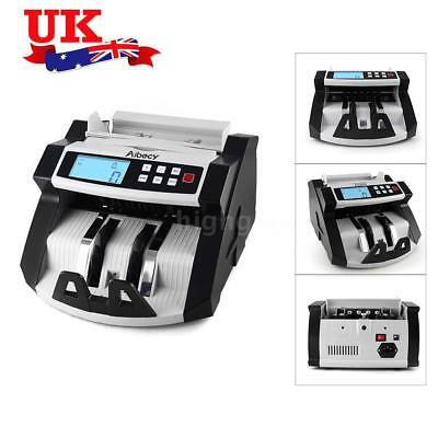 Bank Note Banknote Money Currency Counter Count Automatic Pound Cash Machine UV