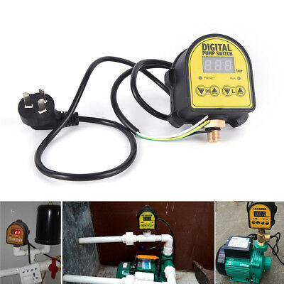 Digital Pressure Control Switch Eletronic Pressure Controller for Air Pump Ng