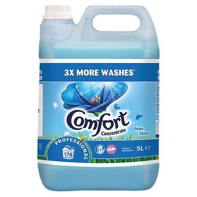 Comfort Concentrate Professional Blue Skies 178 Washes 5 Litre