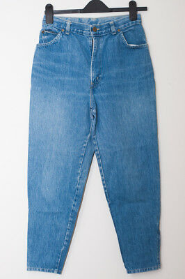 Vintage 1980s Mom Jeans, Chic Sunset Blues Brand