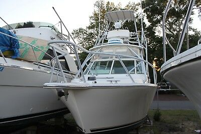 2004 Albemarle 280 Express Sports Fishing Boat Clean Title LOW RESERVE project