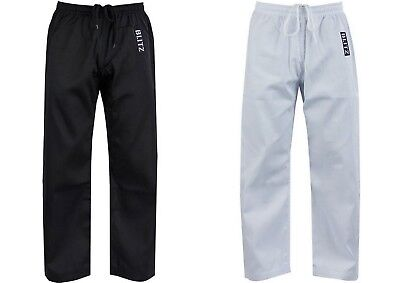 Blitz Childrens Pollycotton Karate Trousers