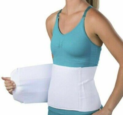 Adjustable Abdominal Binder, Abdominal Support, Hernia Support, Inc. Hernia pad