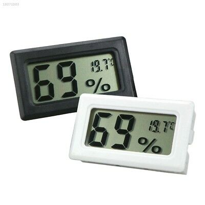 Home Accurate Portable Digital LCD Humidity Meter Thermometer Hygrometer CCFA