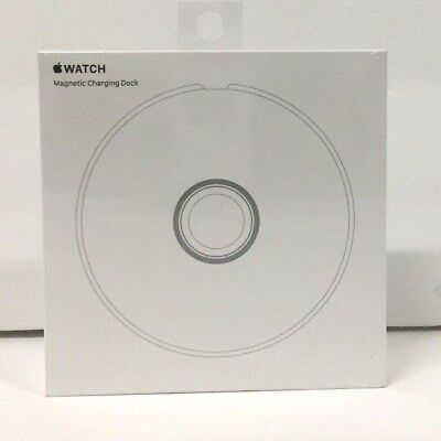 APPLE WATCH Magnetic Charging Dock - NEW IN SEALED BOX - MLDW2AM/A  A1714