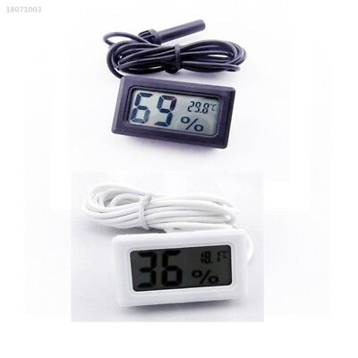 High Quality LCD Digital Thermometer Hygrometer Probe for Incubator Reptile C53E