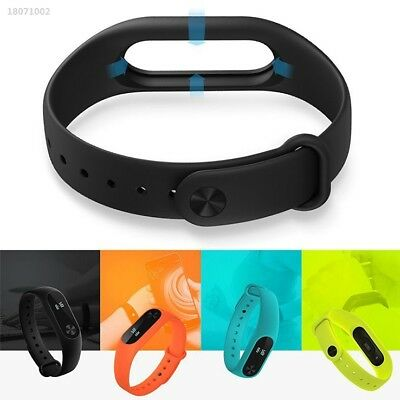 Colors Replacement Wrist Band for Xiaomi Miband 2 Strap MI Bracelet 1E1A