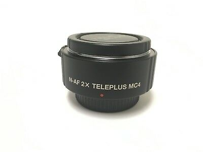 Manufacturer Refurbished Teleplus Mc4 2X Nikon Mount
